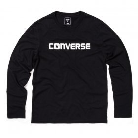 Tričká dlhý rukáv Converse Core Long Sleeve Wordmark
