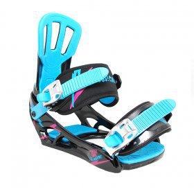 Snowboardové viazanie Rossignol Temptation S/M