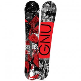 Snowboardové dosky GNU Carbon Credit Wide