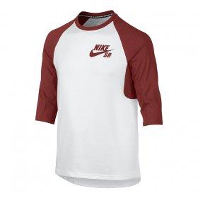 Tričká dlhý rukáv Nike SB Dry Top 3qt Sleeve Icon