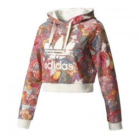 Mikiny Adidas Crop