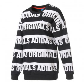 Mikiny Adidas Trefoil Sweater