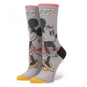 Ponožky Stance Tick Tock Minnie