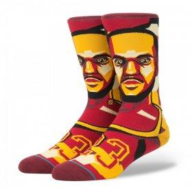 Ponožky Stance Mosaic Lebron