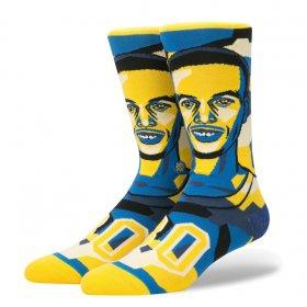 Ponožky Stance Mosaic Curry