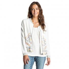 Mikiny Roxy Beach Banks Jacket Printed