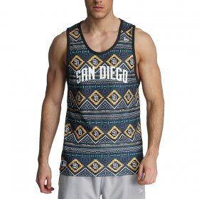 Tielka New Era West Coast San Diego Padres