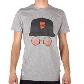 Tričká New Era Cap And Glasses