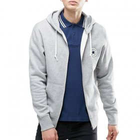 Mikiny Converse Core Full Zip Hoodie