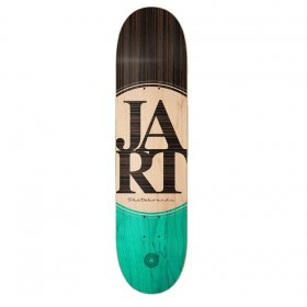 Skateboardové dosky Jart Zebrano 7.87
