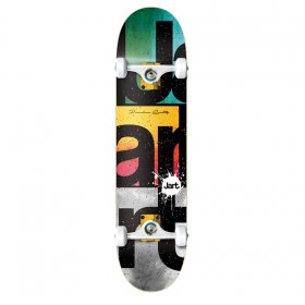 Skateboardové komplety Jart Watercolor 7.75