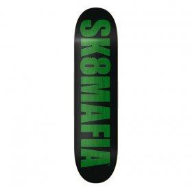 Skateboardové dosky Sk8mafia Og Logo Black Ko Assorted Stains 8.25