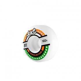 Kolieska Jart 51MM 102A Tron Jart Wheels Pack
