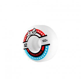 Kolieska Jart 52MM 102A Tron Jart Wheels Pack
