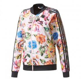 Mikiny Adidas Floralita  TT