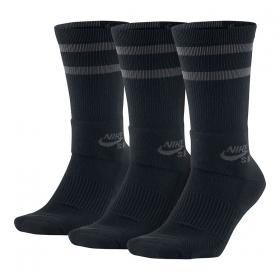 Ponožky Nike SB 3PPK Crew Socks