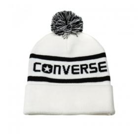 Čiapky Converse Wordmark Pom Knit