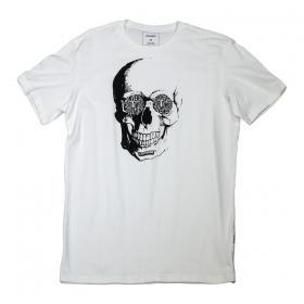 Tričká Converse Van De Wall Skull