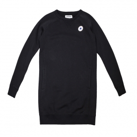 Šaty Converse Core Sweatshirt Dress