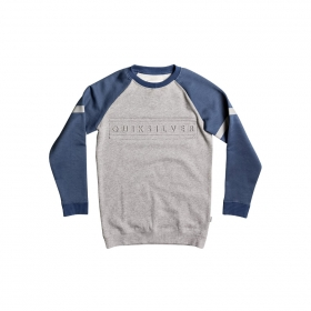 Mikiny Quiksilver Mebok Crew Youth