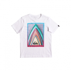 Tričká Quiksilver Ss Classic Tee Youth Stacked