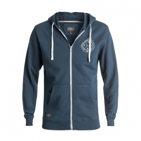Mikiny Quiksilver Ring The Bell Zip Hoody
