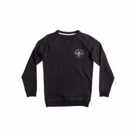 Mikiny Quiksilver Dead Flat Crew Youth