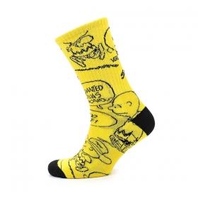 Ponožky Vans X Peanuts Cr Charlie