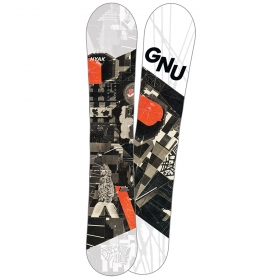 Snowboardové dosky GNU Hyak Btx