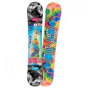 Snowboardové dosky GNU Asym B-Nice Btx