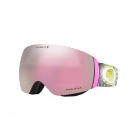 Snowboardové okuliare Oakley Flight Deck XM Prizm