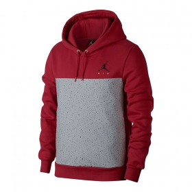Mikiny Jordan Flight Fleece Cement Po