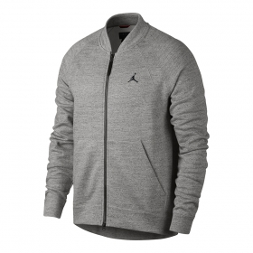 Mikiny Jordan Wings Fleece Bomber