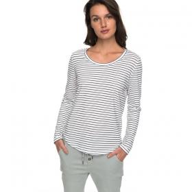 Tričká dlhý rukáv Roxy Just Simple Stripe