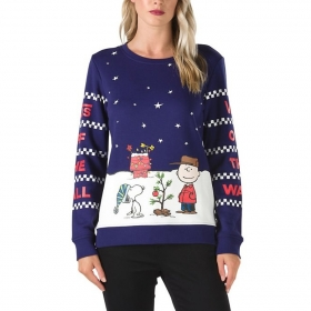 Mikiny Vans Peanuts Christmas