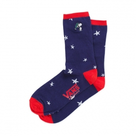 Ponožky Vans Peanuts Christmas Ticker Socks