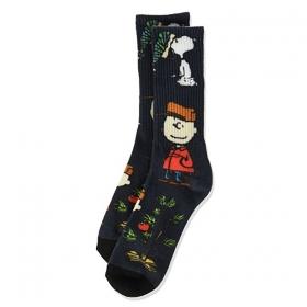 Ponožky Vans Peanuts Crew