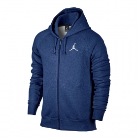 Mikiny Jordan Flight Fleece Fz