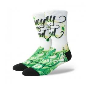 Ponožky Stance Airbrush Money
