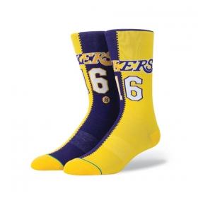 Ponožky Stance Lakers Split Jersey