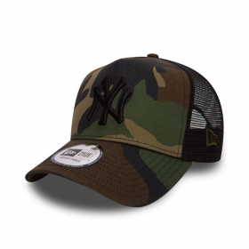 Šiltovky New Era Camo Team Aframe Trucker