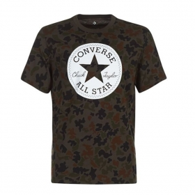 Tričká Converse Chuck P Camo