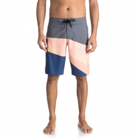 Boardshorty Quiksilver Slash Fade Logo 21