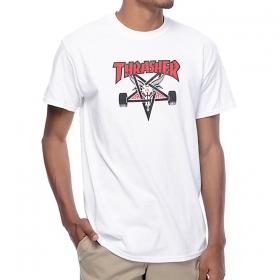 Tričká THRASHER Two-Tone Skategoat