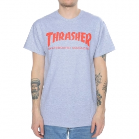 Tričká THRASHER Skate Mag