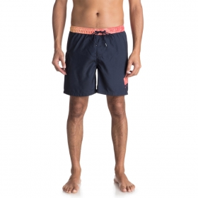 Boardshorty Quiksilver Lava Logo Volley 17