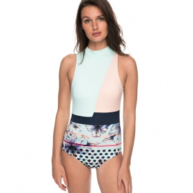 Plavky Roxy Pop Surf Fashion One Piece