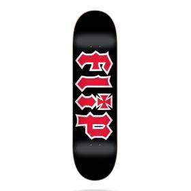 Skateboardové dosky FLIP Hkd Black 7.75