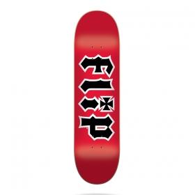 Skateboardové dosky FLIP Hkd Red 7.5