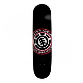 Skateboardové dosky Element Seal Classic Blk